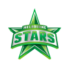 Melbourne Stars Women Cricket Logo