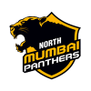 North Mumbai Panthers Cricket Logo