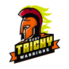 Ruby Trichy Warriors Cricket Logo