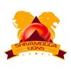 Shivamogga Lions Cricket Logo