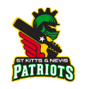 St Kitts and Nevis Patriots Cricket Logo
