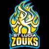 St Lucia Zouks Cricket Logo