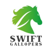 Swift Gallopers Cricket Logo