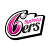 Sydney Sixers Women Cricket Logo