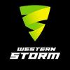 Western Storm Cricket Logo