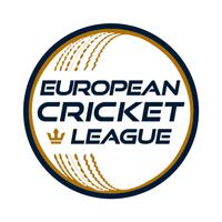 European Cricket League logo