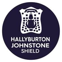 Hallyburton Johnstone Shield logo