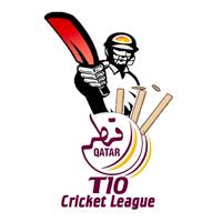 Qatar T10 League logo
