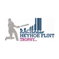 Rachael Heyhoe Flint Trophy logo