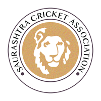 Saurashtra Premier League logo