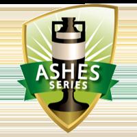 The Ashes logo
