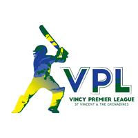 Vincy Premier League T10 logo