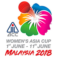 Womens Asia Cup logo