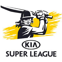 Womens Cricket Super League logo