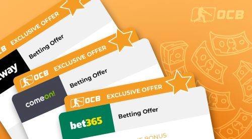 Exclusive Betting Offers at OCB