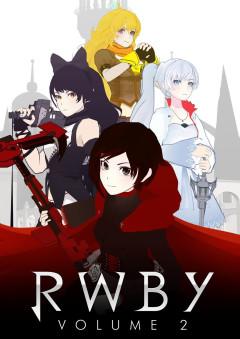 「RWBY Volume 2」の画像