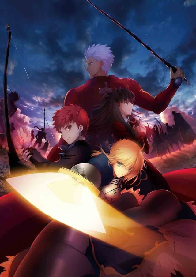 Fate/stay night [Unlimited Blade Works](1stシーズン)