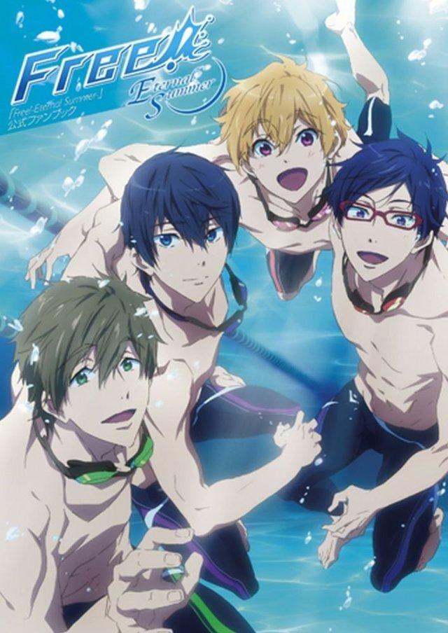 Free!-Eternal Summer-