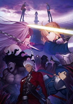 劇場版 Fate/stay night [Heaven's Feel] (第一章)の画像