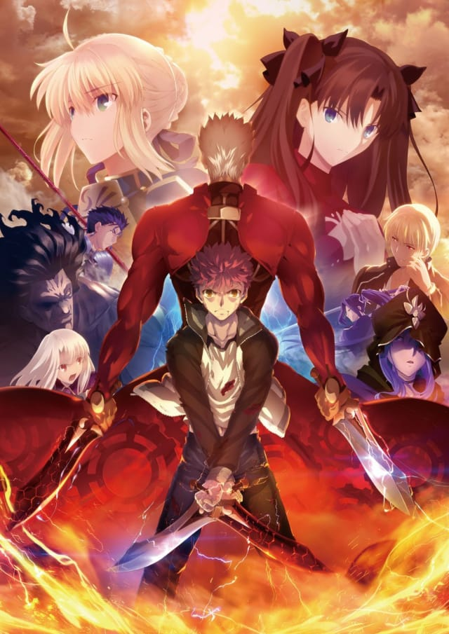 Fate/stay night [Unlimited Blade Works](2ndシーズン)