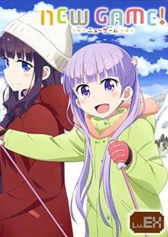 「NEW GAME! (OVA)」の画像