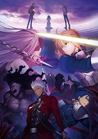 劇場版 Fate/stay night [Heaven's Feel] (第一章)