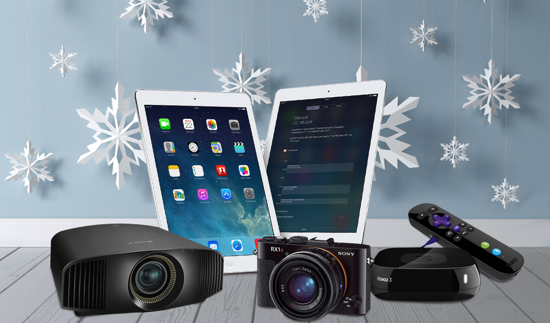 best Christmas tech and gadget gifts for 2018