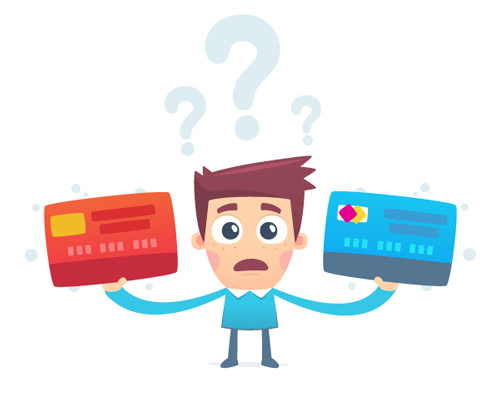 how to choose a good credit card for you when you have bad credit