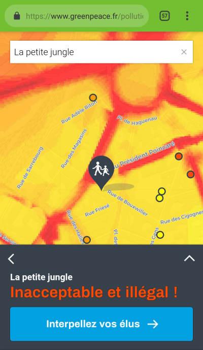 ergonomie mobile cartographie interactive