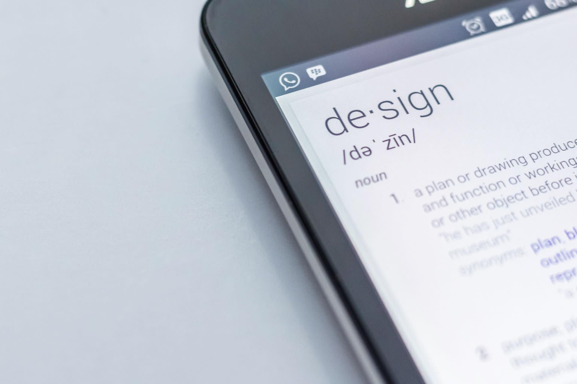 Definition La Conception Mobile First En Design De Site Web C Est