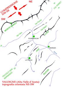 01. Nel cuore della catena alpina nord-occidentale si aprono colli più agevoli che nelle basse valli.