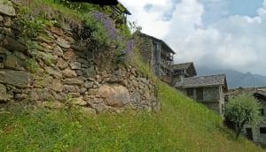 06. Scorcio del villaggio di Breil.