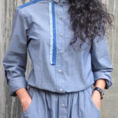 Shirt Dress Long
