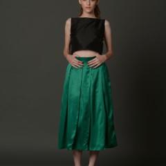 Emerald Tea Skirt