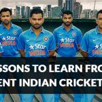 Lessons for every student from Indian Cricket Team