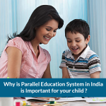 Why is parallel education system like Qriyo needed?
