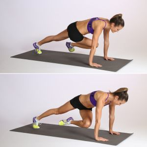 7 exercises to lose weight quickly