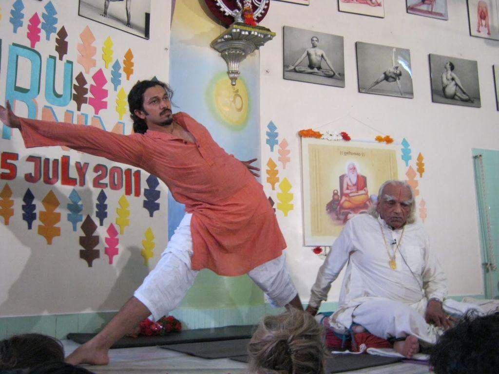 Ramamani Iyengar Memorial Yoga Institute, Pune