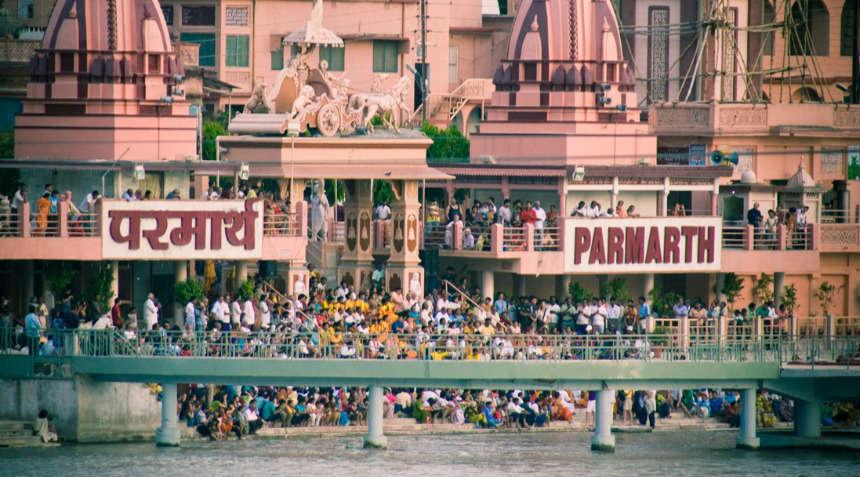 Parmarth Niketan, Rishikesh Yoga institutes