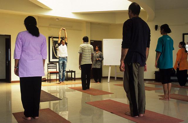 Krishnamacharya Yoga institutes Mandiram, Chennai