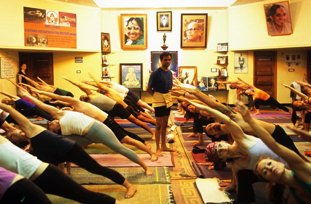 Ashtanga Yoga Institute, Mysore