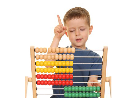 Abacus can help in improving maths