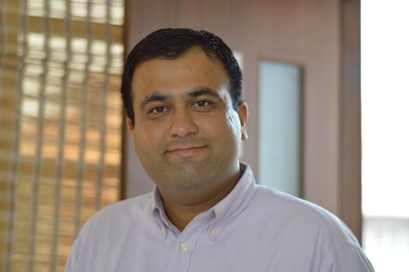 Aditya vyas, a Qriyo Guru.