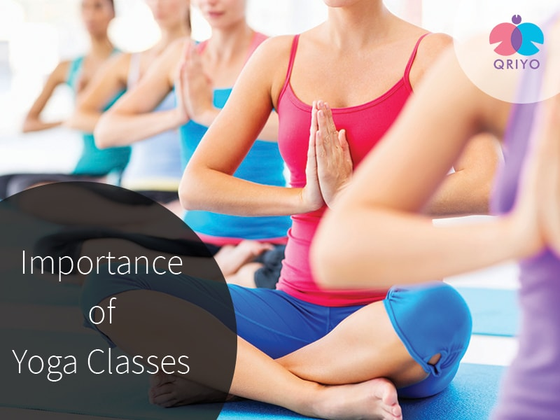 Importance of Yoga Classes