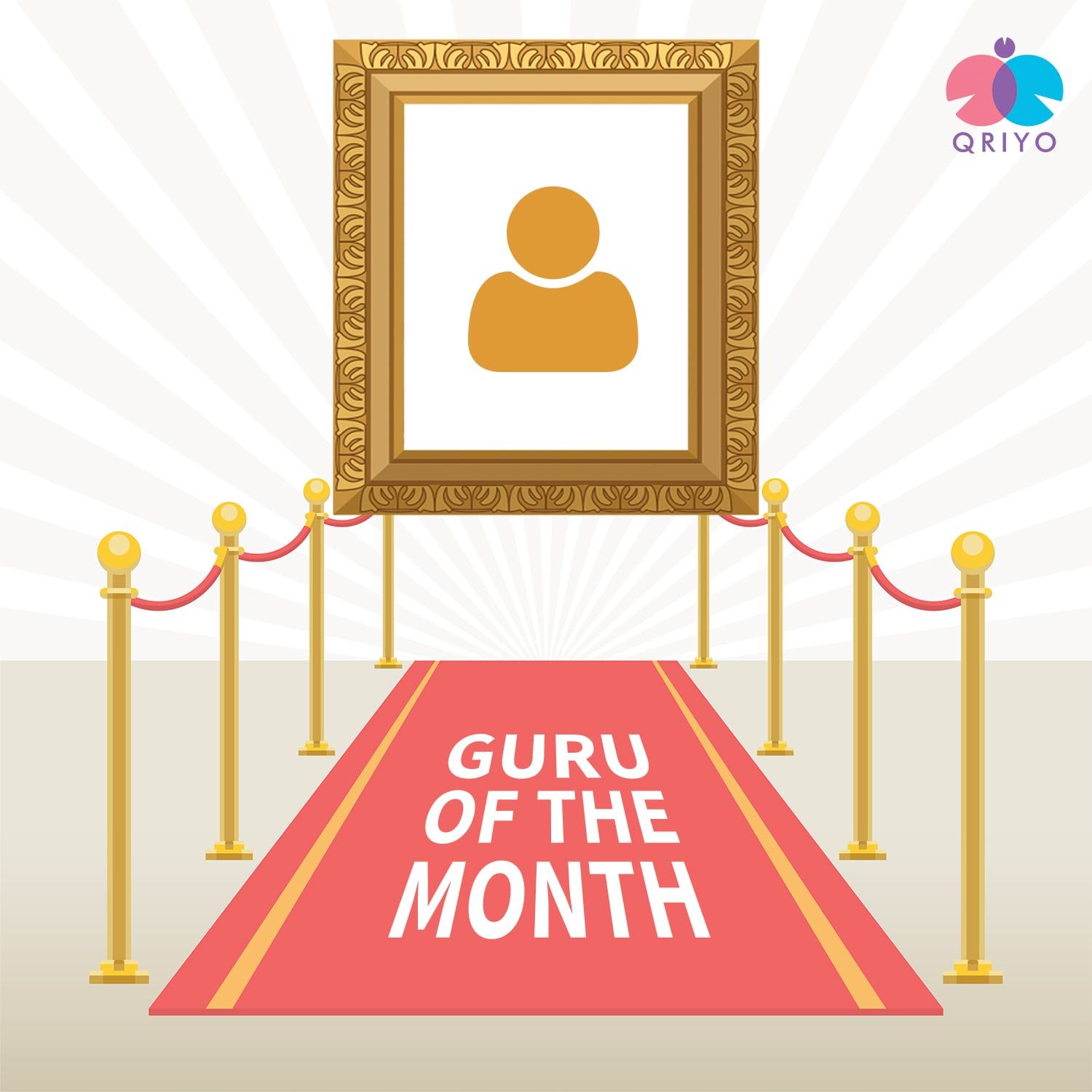 Qriyo Guru of the Month
