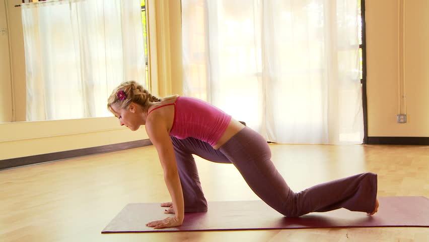yoga for women over 40