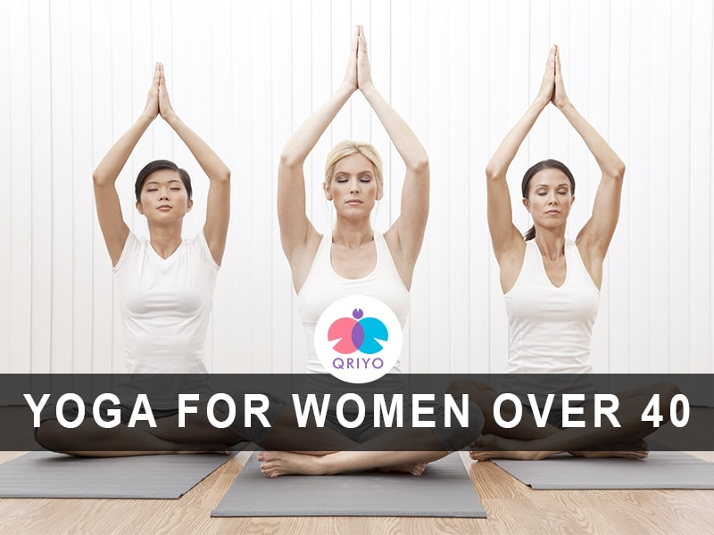 yoga for women over 40