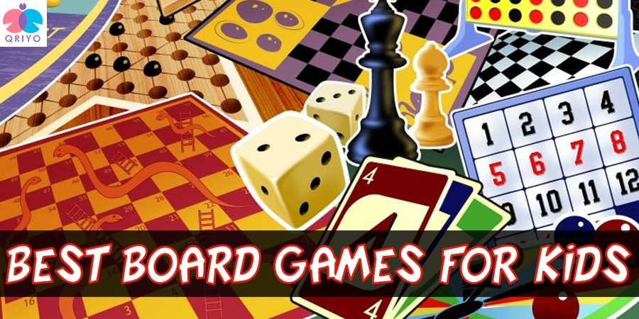 Best Board Games For Improving Kids Thinking Ability