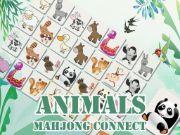 Animals Mahjong Connects