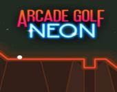 Arcade Golf:Neon
